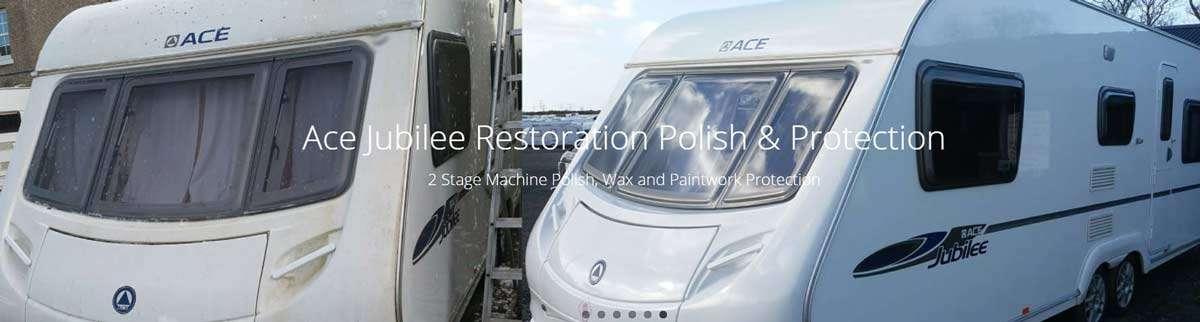caravan polishing service