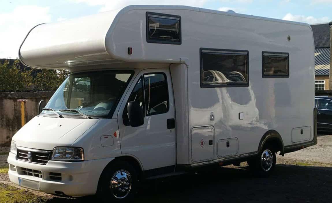 Caravan Winterisation package for motorhome or caravan